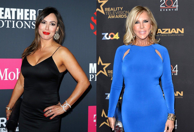 RHOC Star Kelly Dodd Slams Vicki Gunvalson's Facelift On ...